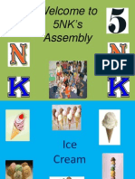 5nk assembly slid show for ad ceo