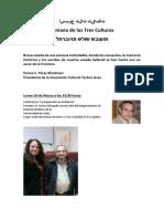 Semana de Las Tres Culturas en Jerez de la Frontera