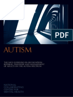 Full Nice Autism Guidelines