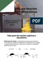 Mecanismos de Reações Organicas
