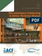 ACF Subsistence Fish Farming