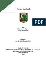 Laporan Kasus (case) Hernia Inguinalis