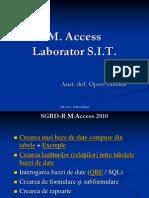 Prezentare PPT Access 2010