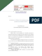 La Audacia y el Cálculo publicado A Contracorriente