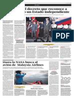 Putin Firma El Decreto Que Reconoce a Crimea Como Un Estado Independiente