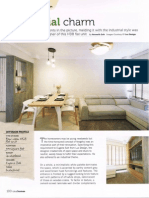 IdealHomes Magazine - Industrial Charm