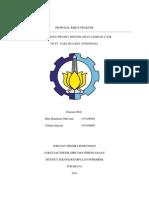 Proposal KP PT Sari Husada