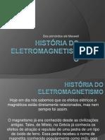 História do eletromagnetismo