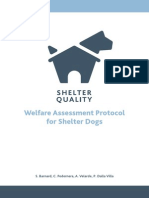 Shelter Quality Protocol 2014