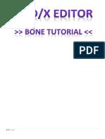 Bones Tutorial