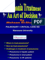Pulmonary / Critical Care Md Mansoura University