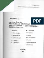 BENVENISTE, E. a Natureza Dos Pronomes
