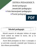 Maiestria pedagogica