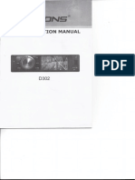 Xtronsd302 User Manual