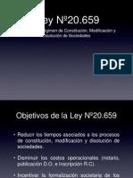 Minuta Ley 20659