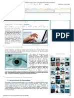Encyclopédie Larousse en ligne - informatique de information et automatique