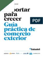 Guia Practica de Comercio Exterior Banc de Sabadell