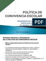 CONVIVENCIA ESCOLAR[1]