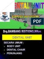 Dental Unit Dan Fungsinya