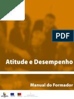 Manual Do Formador_atitude e Desempenho
