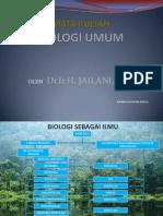 Biologi Slide