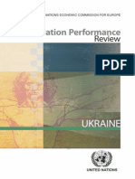 ONU - CEE Innovative Performance Review of Ukraine, 2013