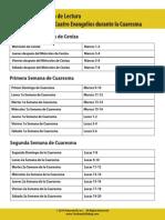 Lent Spanish Plan