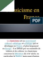 Classicisme en France