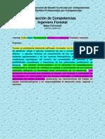 Mapa Funcional.carrera Ingeniero Forestal. Maria 3.Docx