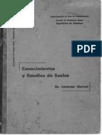 Conocimientos y Estudios de Suelo - Dr. Lorenzo Hervot