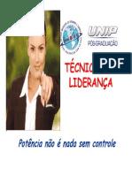 CURSO TEC. DE LIDERAN+çA INBEC - RESUMIDO 2010
