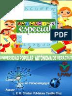 Unidad.01 Educacion Especial