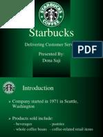 Stratergic Management Case study on Starbucks Ppt