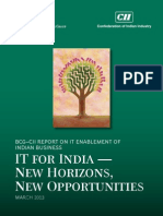 BCG CII Report on India Domestic IT - March 2013(Final)