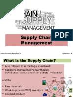 5. Supply Chain Management