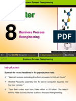 Ch-8 (Business Process Reengineering)