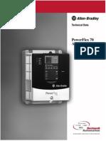 Powerflex 70 Technical Data-24