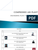 Compressed Air Plant Presentation PUO 2014