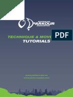Parkour Techniques and Movements