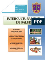 Intercultural i Dad 2013