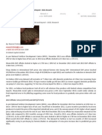 Fertilizer Price and Demand Outlook 2014 and Beyond