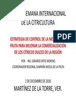 1 Ing. Gerardo Ortiz
