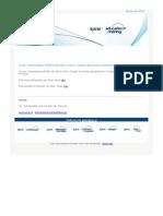 """Curso """"Interpretação APCER ISO 20121:2012 - Gestão de Eventos Sustentáveis"""""""