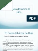 El Pacto Del Amor de Dios