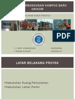 Proyek Pembangunan Kampus Baru Unikom-libre