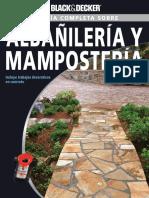 Black & Decker - Guía albañilería y mampostería