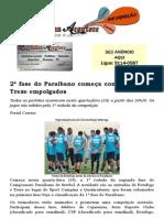 2ª fase do Paraibano começa com Botafogo e Treze empolgados