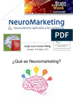 Neuromarketing Semana Del Cerebro Arequipa