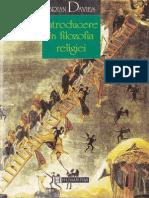Brian Davies - Introducere in Filozofia Religiei