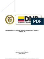 DS-L01 Lineamientos Para La Elaboracion y Control Doc SG.pu